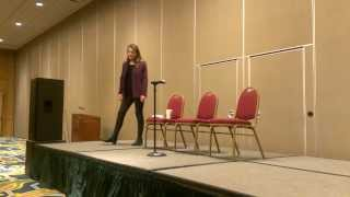 Claudia Christian Q&A at Space City Con 2014 -- Alcoholism