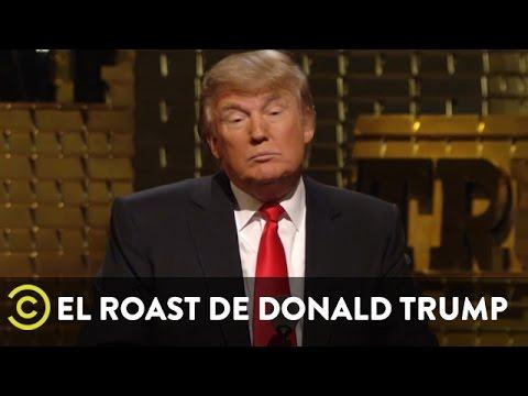 El Roast de Donald Trump - Donald Trump
