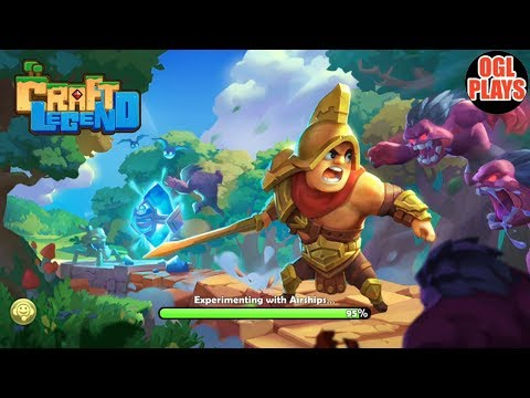 Craft Legend - Android Gameplay #1