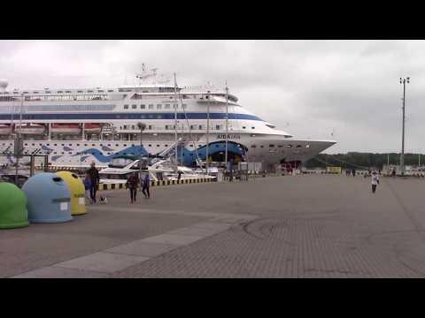 Germany: Cruise ship AIDA CARA