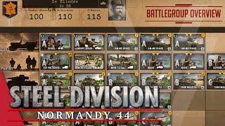 2e Blindée (2e DB) - Steel Division: Normandy 44 Battlegroup Overview #7