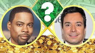 WHO'S RICHER? - Chris Rock or Jimmy Fallon? - Net Worth Revealed! (2017)