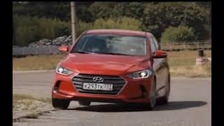 Hyundai Elantra против Хендай Солярис