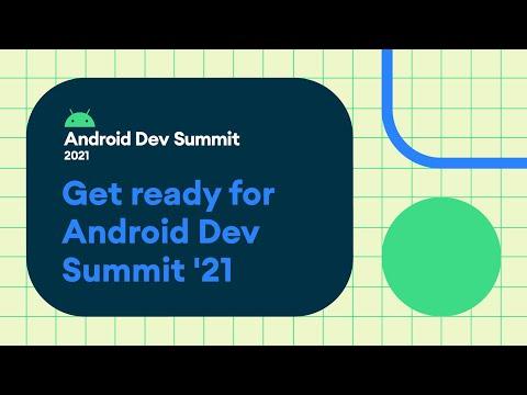 #AndroidDevSummit: Tune in October 27-28!