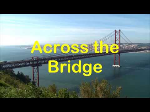 Across The Bridge By Jim Reeves With Lyrics