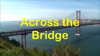 Across the bridge by Jim Reeves with Lyrics