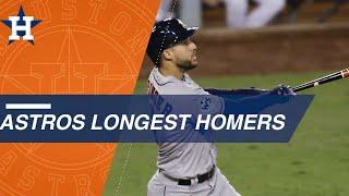 Statcast: Springer highlights Astros