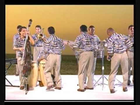 Grupo Niche - All Three are Caribbean (Live Video)