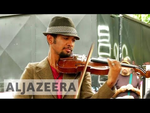 Venezuelan gifted new violin after viral video struck a chord