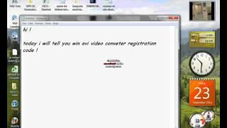 Win avi video converter registration code
