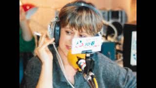 Cécile Delalandre sur Radio France Touraine en 1991