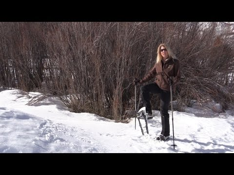 How To Snowshoe | Come Have Some Fun!