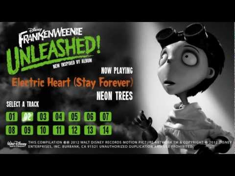 "Frankenweenie ""Unleashed"" Album Sampler 