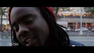 "Video: Wale - ""Love/Hate Thing"" BTS"