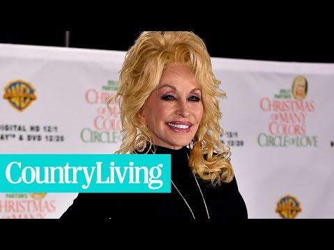 Dolly Parton Lends a Helping Hand to Wildfire Victims in Tennessee | Country Living