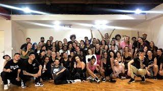 Baixar Coreografia oficial de Arrasta | Coreografa Flávia Lima part Gloria Groove (Master Class)