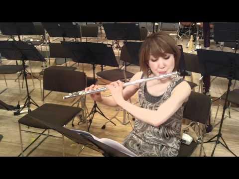 2012課題曲 II Fl.