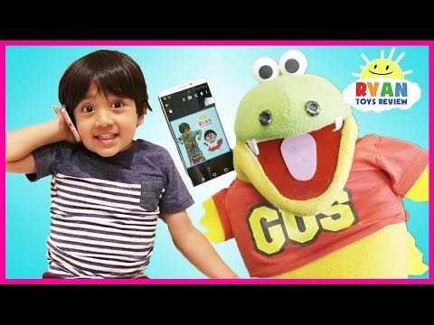 I Called Ryan ToysReview and he answered pretend play