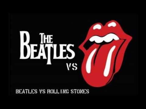 The Beatles vs  the Rolling Stones  I Wanna Be Your Man