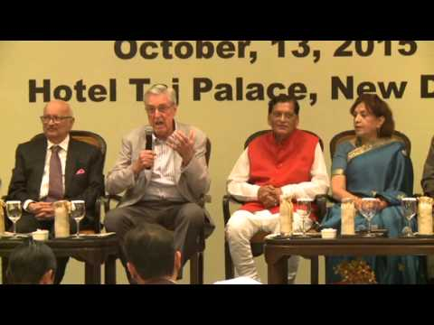 Media Meet at Mumtaz Mahal, Taj Palace Hotel, New Delhi