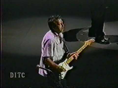 Eric Clapton - Novermber 22, 1999 - Budokan Theatre - Tokyo, Japan [Full Concert]