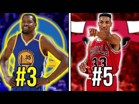 Ranking The 10 Greatest Small Forwards Of All-Time