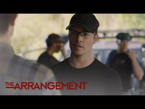 Kyle West & Terrence Anderson Play Target Practice | The Arrangement | E!