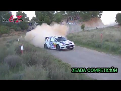 [HD] 50 Rally RACC Cataluña Costa Daurada WRC 2014 [XC]