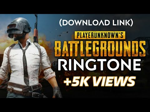 Pubg Ringtone 2018 Download Link Youtube