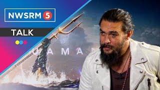 Aquaman, may mensahe kay Dyesebel.