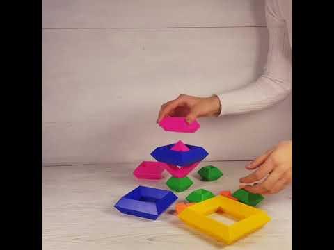 Пирамидка - конструктор