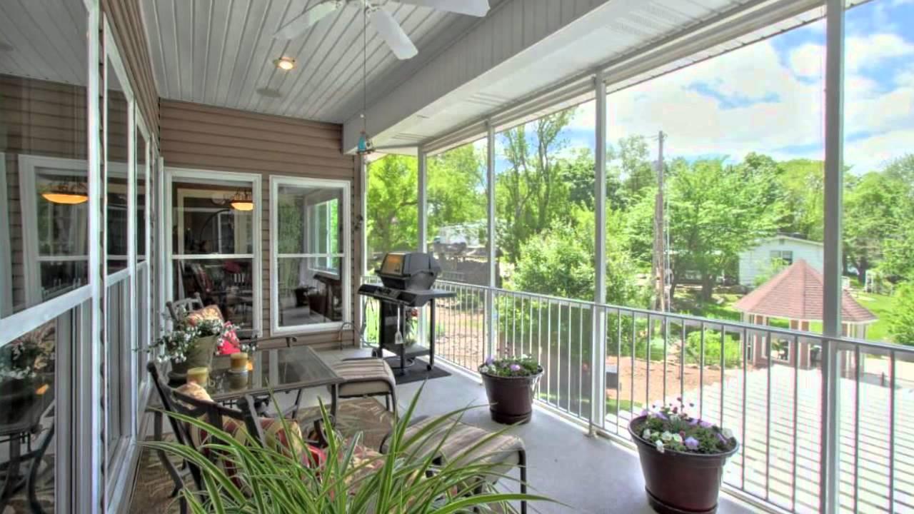 Gardner Lake Home For Sale 15240 Gardner East Road Gardner Kansas