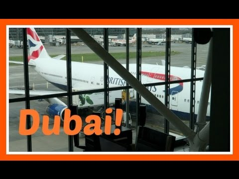 Travelling to Dubai 2016!