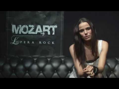 Melissa Mars  Presentation to Mozart Aloysia