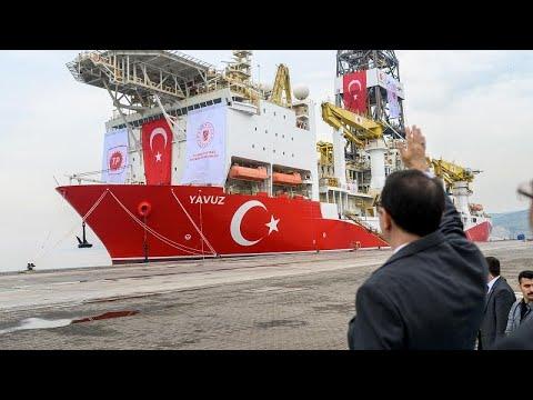 الاتحاد الأوروبي يقترب من فرض عقوبات على تركيا لتنقيبها عن الغاز في المياه القبرصية…  - 19:58-2019 / 11 / 11