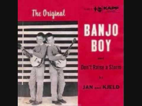 Jan and Kjeld - Banjo Boy (1960)