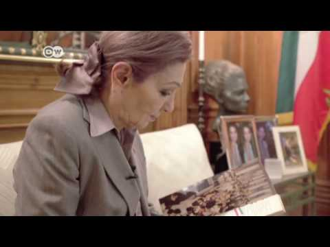 DW interview with Empress Farah Pahlavi of Iran