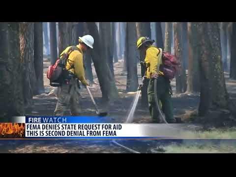 FEMA denies Montana's appeal to declare 2017 wildfire season a major disaster