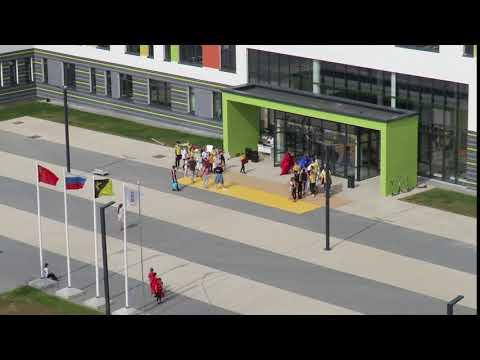 Репетиция к  открытию 29 школы. Химки, Левый берег, ул. Совхозная. (2)