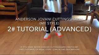 How to Shuffle // Cutting Shapes Tutorial #2 Advanced// By Anderson Jovani