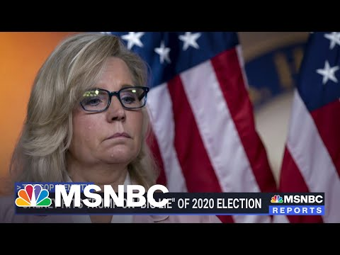 Cheney Hits Trump On 'Big Lie' Of 2020 Election | MSNBC