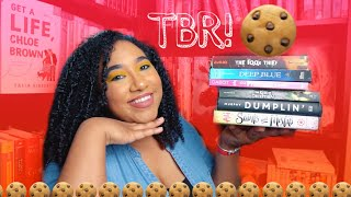 My TBR Books For The Month of August! || TBR Cookie Jar 🍪