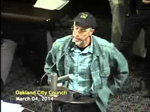 March 4, 2014 Oakland City Council Meeting on the Domain Awareness Center (DAC)