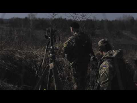 JMTG-U Ukrainian Forward Observer B-Roll