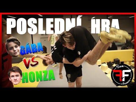 GAME OF FLIP - Honza VS Gabriel (FINÁLE?!) | By Freemove