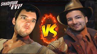 SHADOWS OF EVIL FIRST ROOM CHALLENGE - $100 BET w/ MrDalekJD! (Black Ops 3 Zombies)