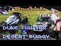 Dune Fighter & Turnigy Desert Buggy & SCT Team Durango