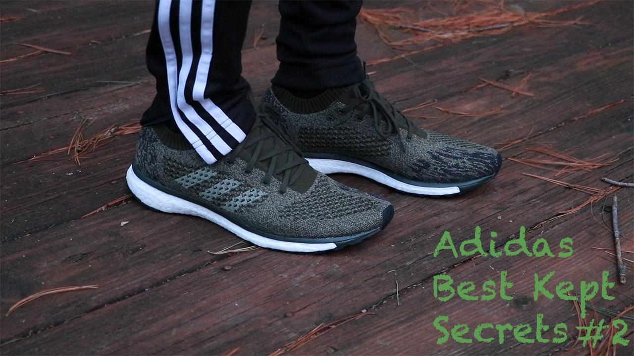 wholesale dealer 8e536 308ed ADIDAS BEST KEPT SECRETS! 2 - ADIZERO Primeknit