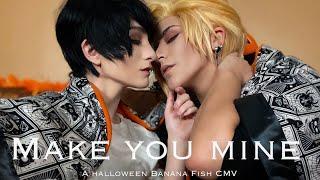 Make You Mine | A Halloween Banana Fish CMV
