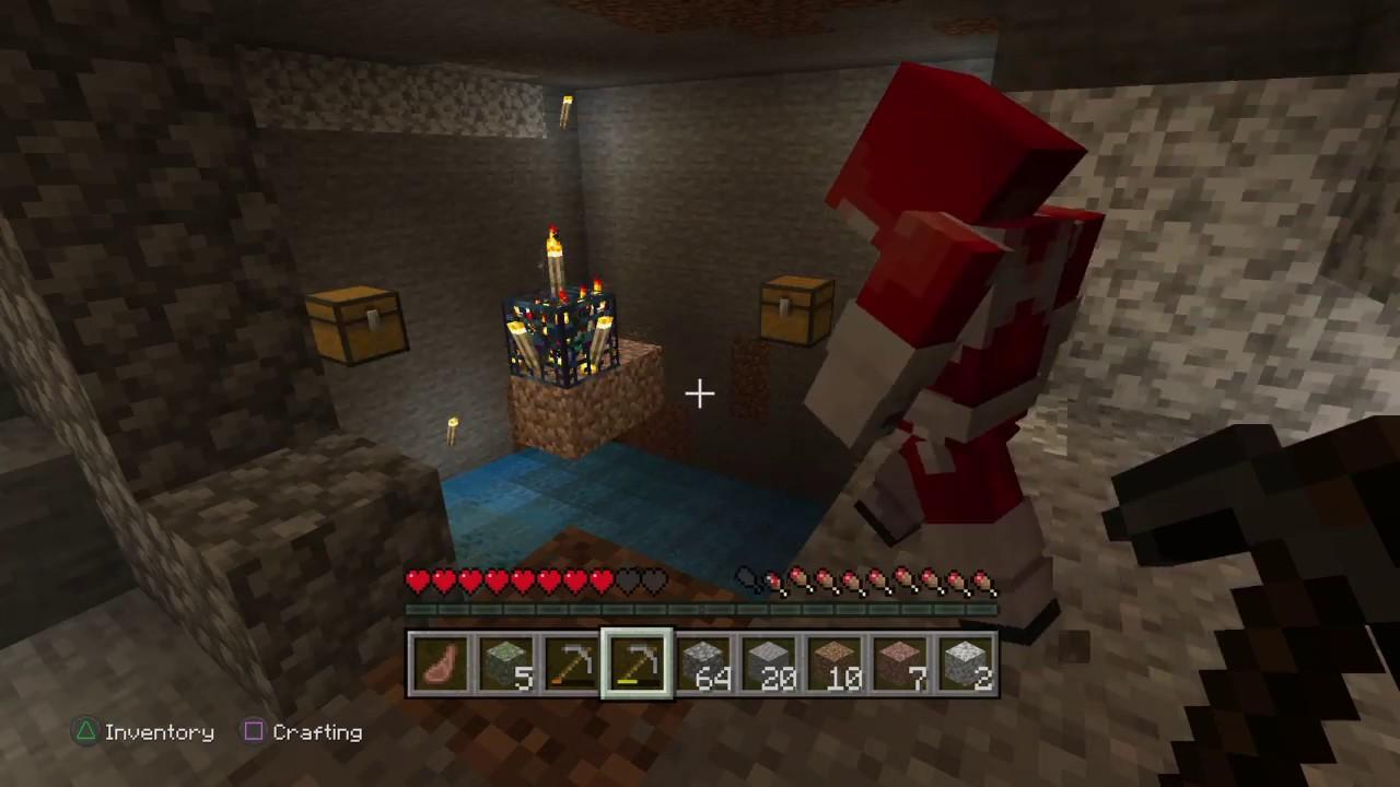 Minecraft: We Found a Mob Spawner!!!